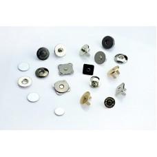 Кнопки магнитные, магниты потайные