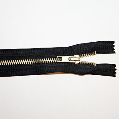 Змійка для одягу 110см метал №5 блек нікель