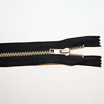 Змейка для одежды 65см металл №5 блек никель