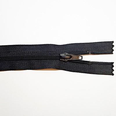 Lightning for clothes 65cm black spiral No. 5