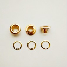Box for clothes 4mm №2, gold