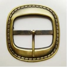 Belt buckle 50mm, antique