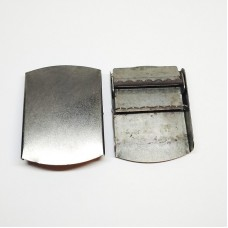 Belt clip belt 35mm, nickel