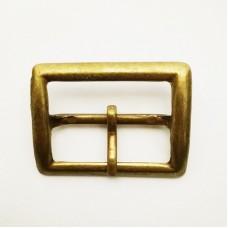 Belt buckle 30mm, antique