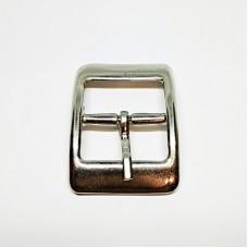 Belt buckle 30mm, nickel
