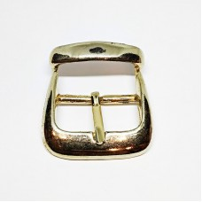 Belt buckle 30mm, gold